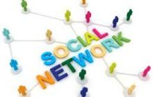 شبکه های اجتماعی هم هستیم