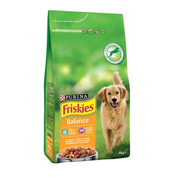 غذای سگ  و گربه  فریسکیز رسید .
