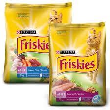 غذای سگ و گربه فریسکیز با 40 % تخفیف